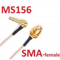 Пигтейл MS156 - SMA(female)
