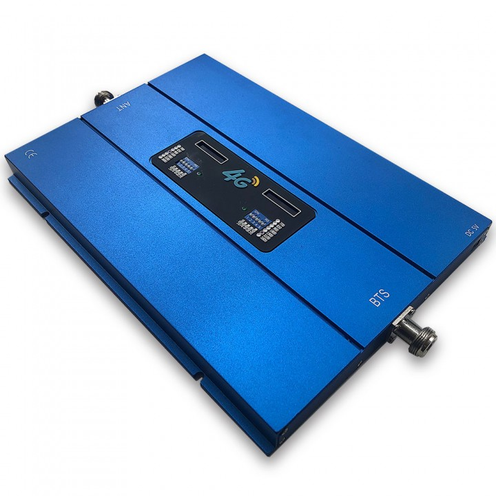 Репитер 4G 3G GSM сигнала ICS27B-DW 1800/2100