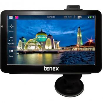 Навигатор Tenex 70 E (c видеорегистратором) с лиц. Libelle
