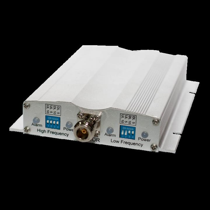 Репитер 4G LTE GSM сигнала ICS10M-DL 1800/2600 mHz