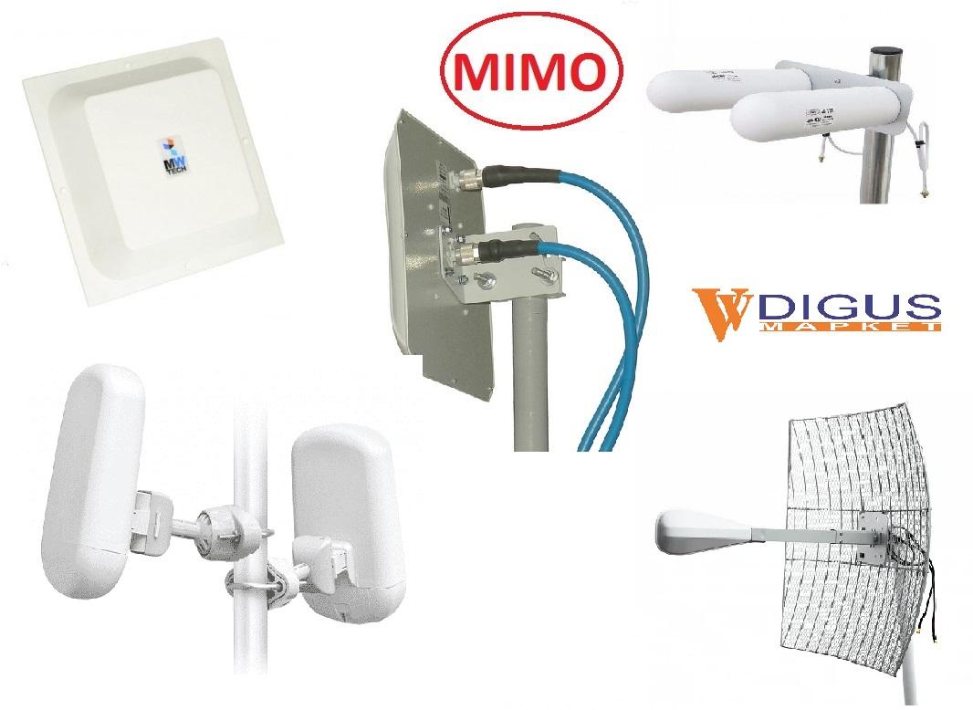 mimo антенны | www.digus.com.ua