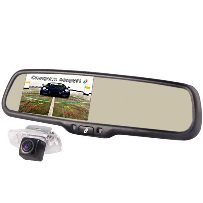 зеркало монитор в авто www.digus.com.ua