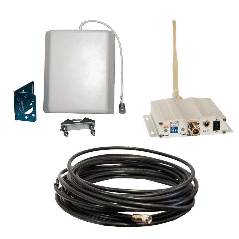 Усиление gsm сигнала в помещении