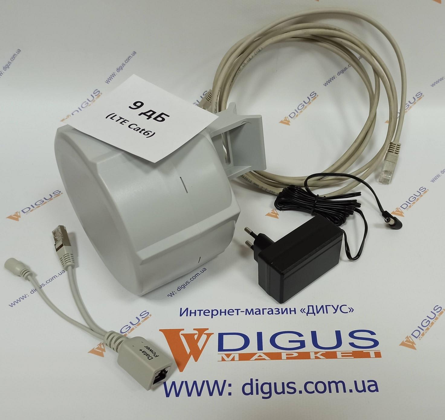 комплект 4g lte уличный роутер | www.digus.com.ua
